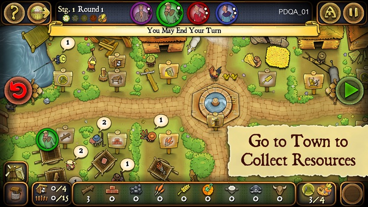 Agricola screenshot-1