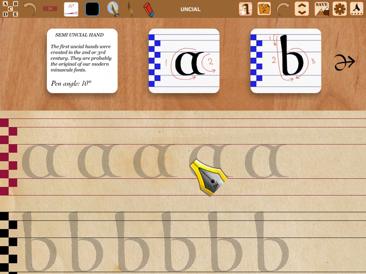 Calligraphy Art screenshot-2