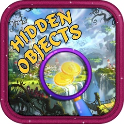 Icy Mountain - Free Hidden Objects game for kids