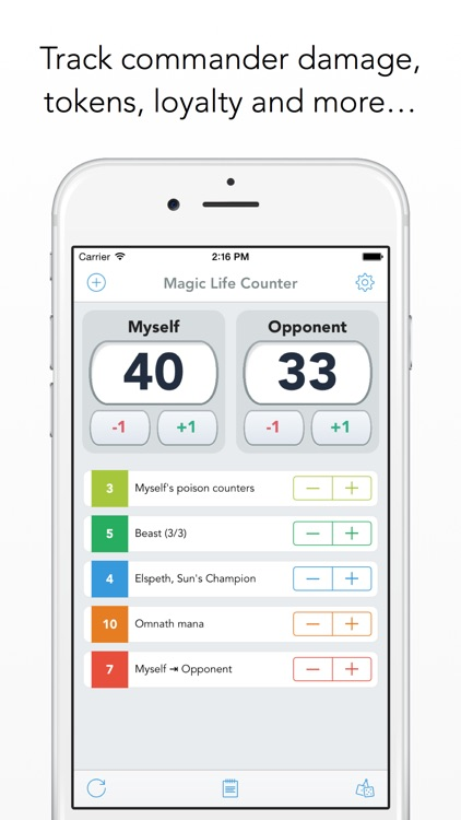 Magic Life Counter screenshot-3