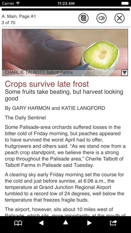 Daily Sentinel screenshot-3