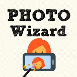 Photo Wizard - Easy photo editor & share