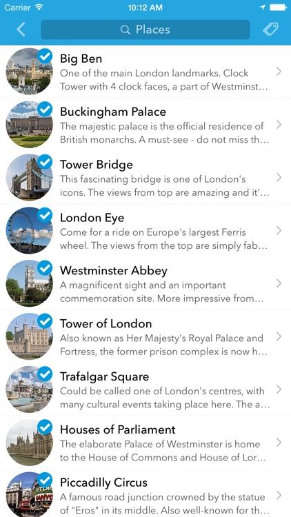 London Offline Map & City Guide