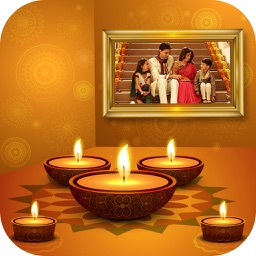 Diwali Photo Frames HD 2016