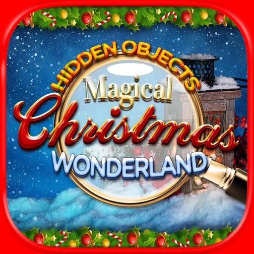 Hidden Objects Magical Christmas Wonderland Adventure FREE