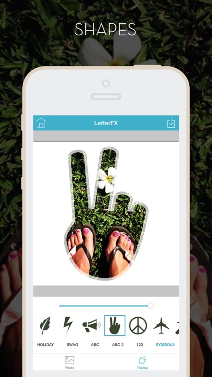 LetterFX - Word Frames for photos (Instagram edition) screenshot-4