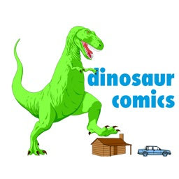 Dinosaur Comics Stickers
