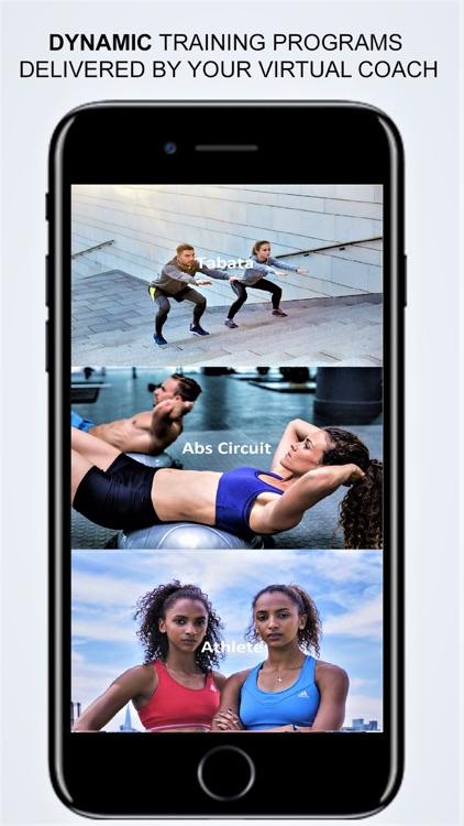 WAFFL Personal Fitness Trainer screenshot-0