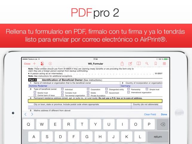 PDF Pro 2 – La aplicación definitiva para PDF en App Store