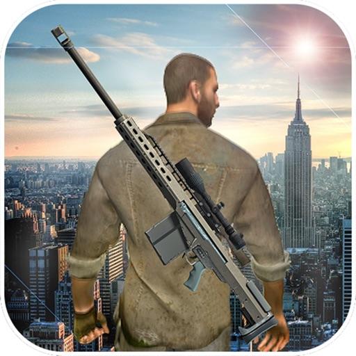 Epic Sniper Killer : New Free 3D Assassin Strike