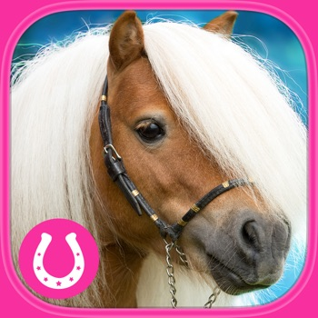 Cute Ponies Puzzles - Free Logic Game for Kids