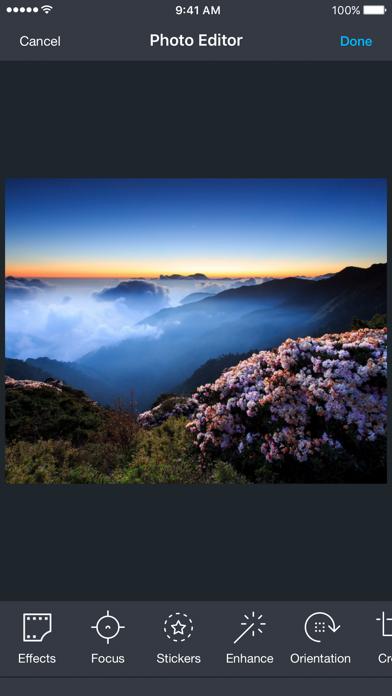 Photo Editor App Pro screenshot two