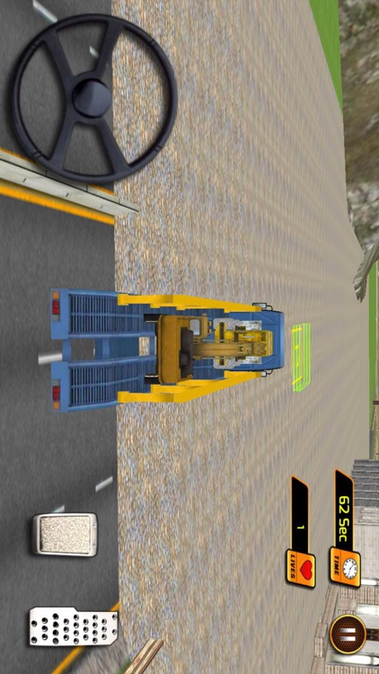Transporter Crane Truck Drive Games screenshot-3