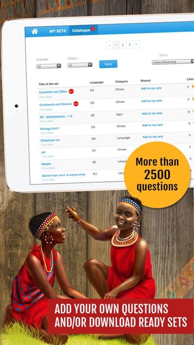 Safari Quest: kids board games Screenshots