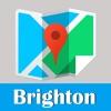 布莱顿地铁火车地图旅游指南