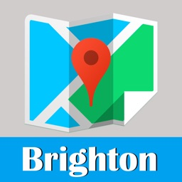 Brighton metro transit trip advisor gps map guide