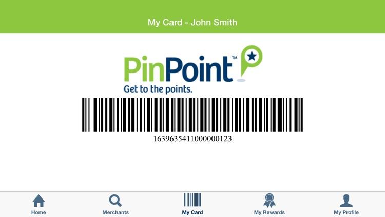 PinPoint Rewards
