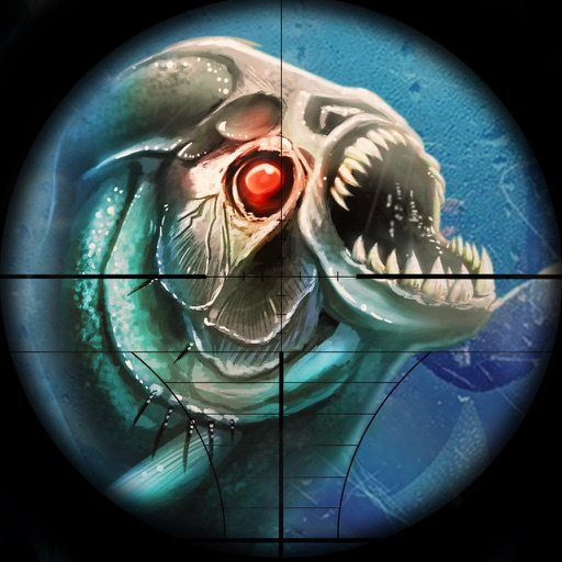Hungry Piranha Hunting - Shark Spear-fishing world - App