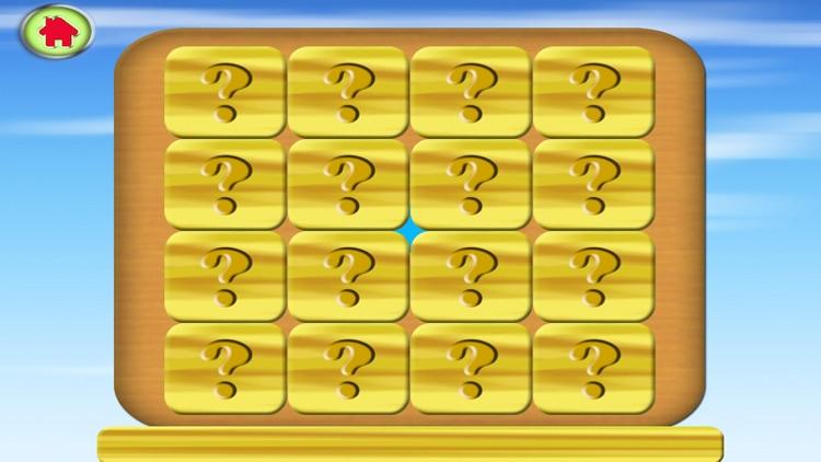 ABC Cards - Alphabet 123 Memory Card Match screenshot-4