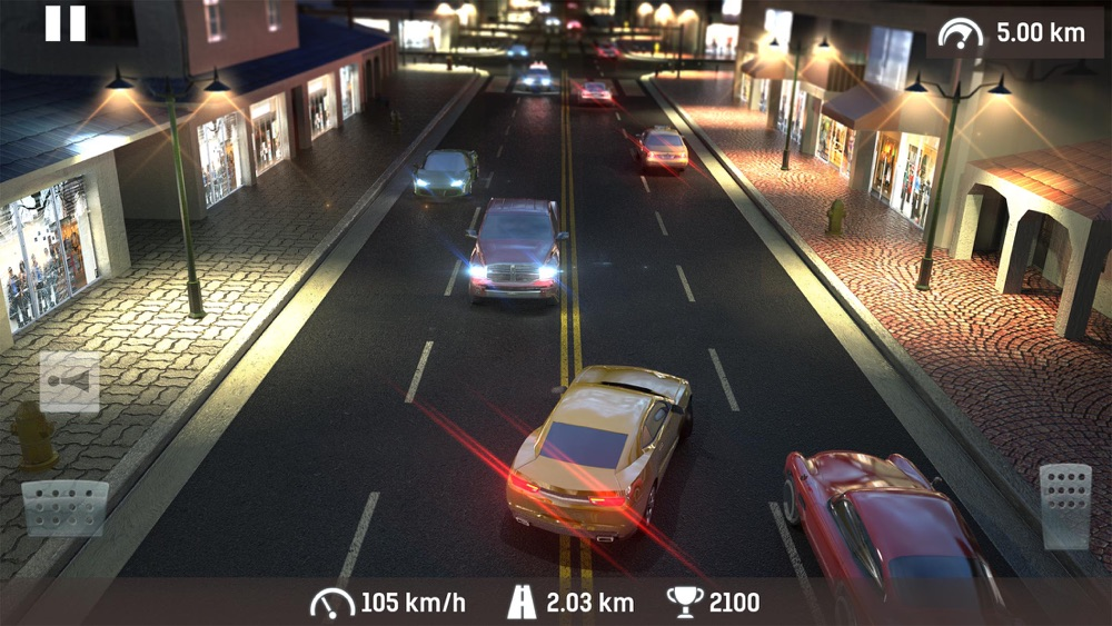 Traffic: Endless Road Racing 3D hack tool
