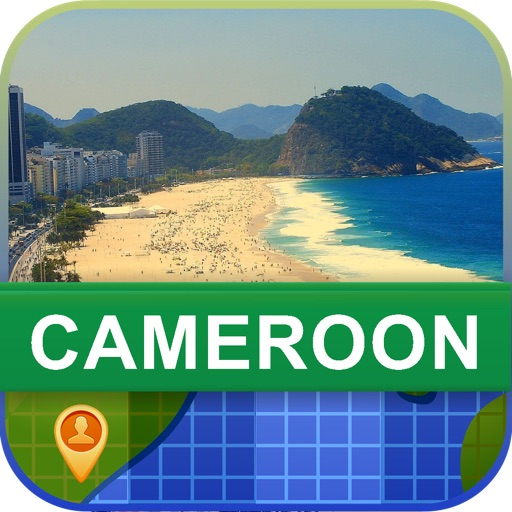 Offline Cameroon Map - World Offline Maps