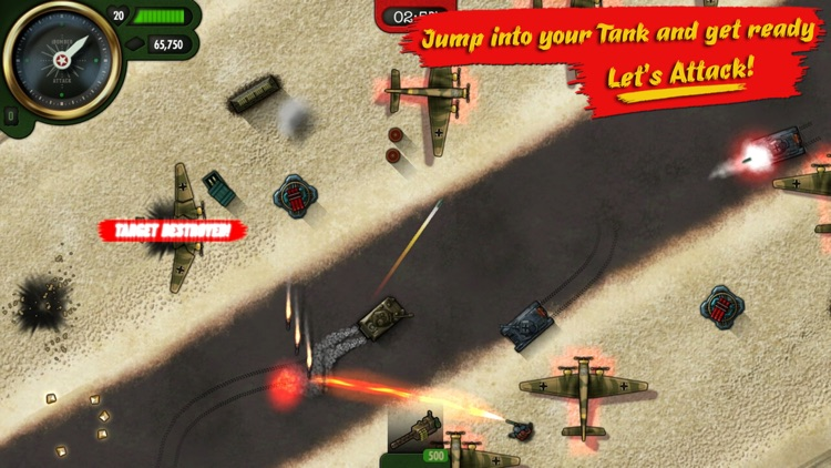 iBomber Attack screenshot-2