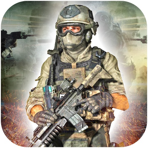 Front-Line Soldier Strike : 3D Free Mobile Game