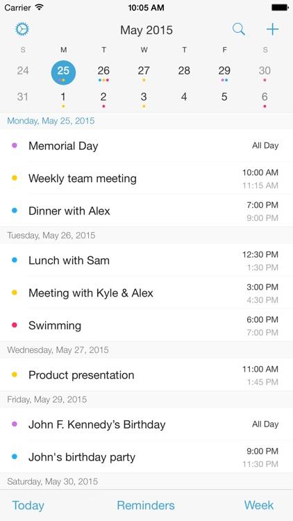 MagiCal: Calendar & Reminders - Powerful Task Manager screenshot-0