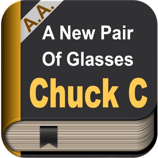 A New Pair Of Glasses - AA Speakers Chuck C