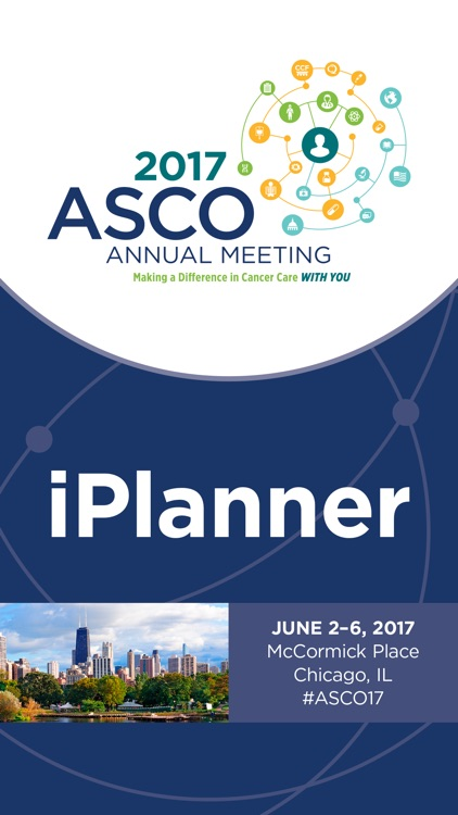 ASCO 2017 iPlanner screenshot-0