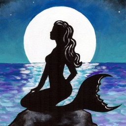 Beauty Mermaid Princess  World HD Wallpaper Free