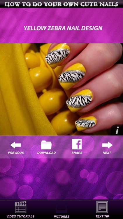 How to do your own Cute Nails - Premium screenshot-4
