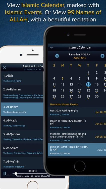 Muslim Mate: Azan Times, Quran screenshot-4