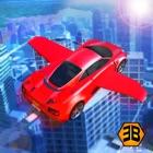 Sports Flying car Flight-Aeroplane Simulator 2017 icon