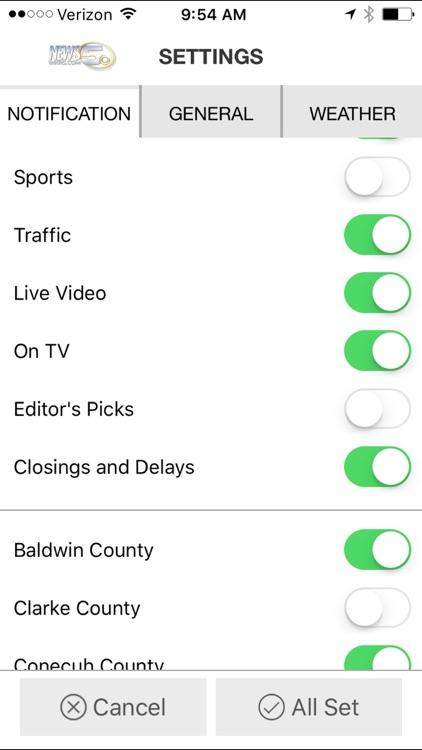 WKRG News 5 - Mobile and Pensacola screenshot-4
