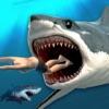 杀手鲨鱼狩猎:饥饿鱼Evo冒险