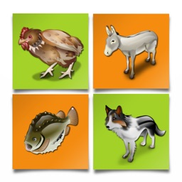 Animal Match Puzzle - Free Brain Games For Kids