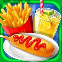 Street Food Maker! - Food Truck! Cooking Game