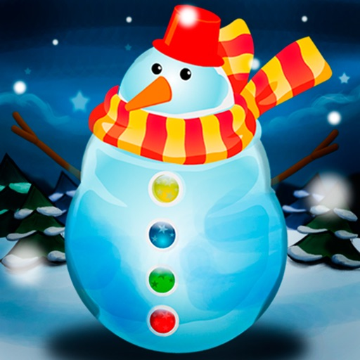 Snowman Math (Santa's Christmas Village) icon