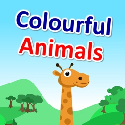 Colorful Animals :for Age 5+