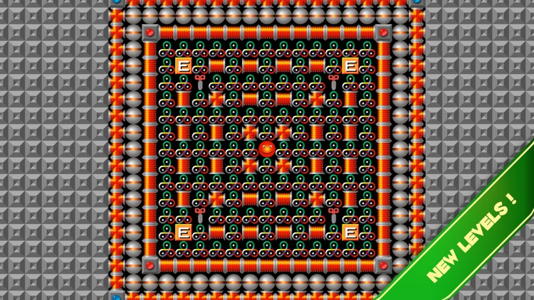 Supaplex SQUARES screenshot-3