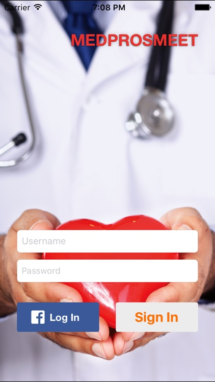 MedProsMeet Dating App