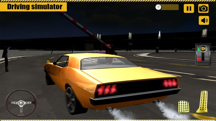 Multi-Level Car Parking & Driving School Simulator screenshot-4