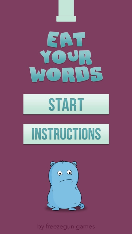 Eat Your Words - Word Puzzles