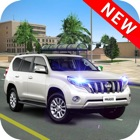 Prado car Simulation : drive 3D game icon