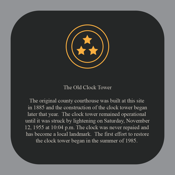 Historical Markers app review