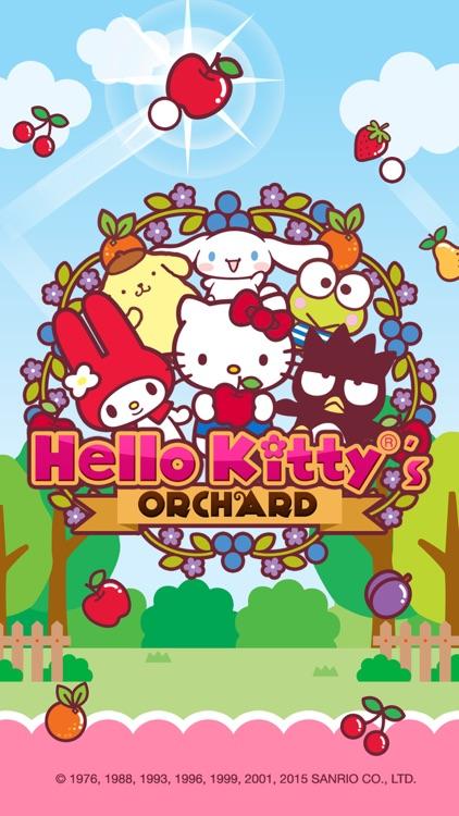 Hello Kitty Orchard! screenshot-0