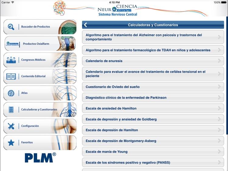 PLM SNC Sudamérica for iPad screenshot-4
