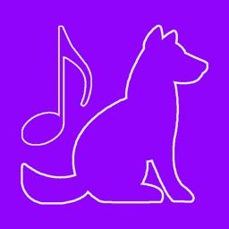 Barking Dog Sounds, Whistle Toy