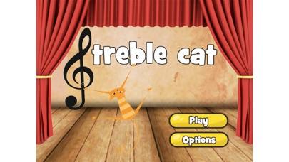 Treble Cat - 楽譜の読み方を学... screenshot1